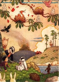 Rupert Bear - Rupert Annuals Illustration Children, Bear Illustration, Jan Brett, Bear Pictures, Quilt Designs, Book Illustrations, Nooks, Vintage Toys, Childhood Memories