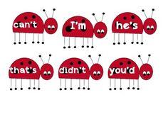 ladybug contractions