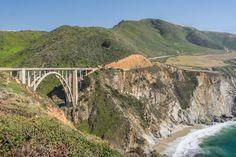 Roadtrip le long de la route 1 en Californie: 5 arrêts de big sur à Santa Barbara