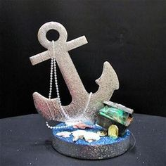 $17.50  Sunken Treasures Centerpiece