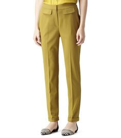 reiss GABRIELLA TAPERED TROUSERS