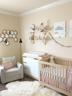 Baby Newman's Nursery Reveal