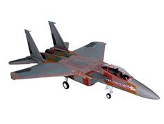 McDonnell Douglas F-15A Eagle (USAF World Time-To-Climb Record 1975) Diecast Model Airplane. It is made by Franklin Mint and is 1:48 scale.