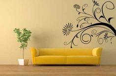 vinilos de pared, infinidad de diseños y colores