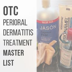 Guide to Perioral Dermatitis Part 2 – Treatments :: POD Fiesta Over the Counter Periorale Dermatitis Behandlung Master List :: Crappy Candle Rash On Face, Sensitive Skin Care, Health And Beauty Tips, Skin Care Tips, Skin Tips, Free, Counter, Routine, Candle