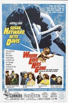Where Love Has Gone movie poster