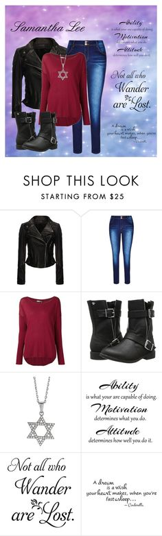 """""""Samantha Lee"""" by amylightwood ❤ liked on Polyvore featuring City Chic, Vince, Nina Kids, BillyTheTree and plus size clothing"""