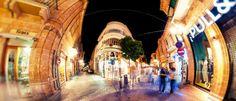 Cyprus - Ledras and Onasagorou streets, Nicosia old town