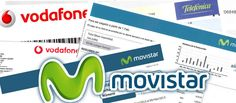 Movistar y Vodafone, denuncias ante la Agencia Española de Protección de Datos (AEPD)