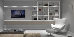 Home Theater #promob #interiordesign #CamilaLeite