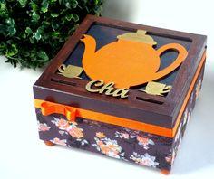 Caixa De Chá 23