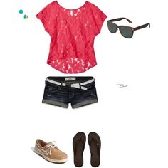 I wouldn't wear the tennis shoes, but cute!