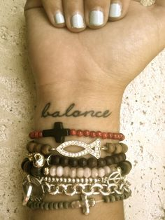 I'm not a huge fan of tattoos usually but I would love always having this on my wrist