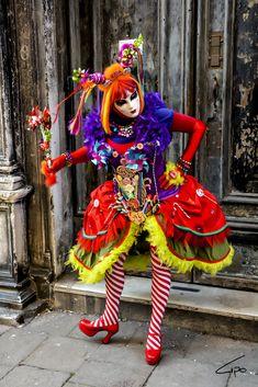 Venice Carnival | Nikon D7100_AF-S Nikkor 18-105mm 1:3.5-5.6… | Cipo | Flickr