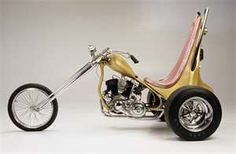 60s chopper trike