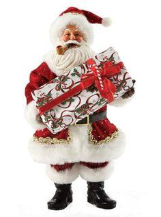 That's a Wrap Santa