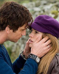 """Gerard Butler and Hilary Swank in """"P.S: I love you"""""""
