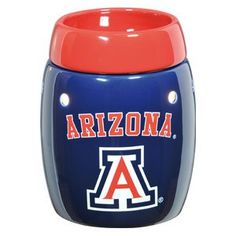 Go Team with Scentsy's Fill the Campas Warmer ~ University of Arizona!  $35