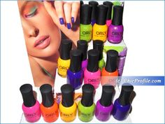 Orly Baked Summer 2014 Collection – Swatches