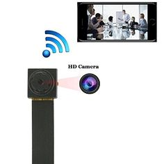 Mini Spy Hidden CameraHD 1080P Motion Detection Wireless Wifi Digital Video Recorder Nanny Home Security Surveillance Cameras ** You can find more details by visiting the image link-affiliate link.