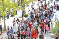 東京-六本木渋谷・大阪-梅田心斎橋のハロウィーンパーティーイベント2017年!ハロウィンシーズンに六本木や渋谷、池袋、銀座などで、大阪でも梅田や心斎橋などで開催される様々な楽しめる仮装コスプレイベントをご紹介していきます!