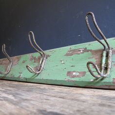 Antique Industrial Coat Hooks - #Vintage #Retro #Industrial #Antique #Mid Century  #Original #Furniture #Curiosity #Interiors #Decor #Antique Dealer #Elegant #Style #Naive #Artisan #Crafted #Homeware #Unique #Pattern #Danish #Traditional #Art Deco #Art Nouveau #Bohemian #Utility #Colonial #Country #Farmhouse #Rustic #Primitive #Scandinavian #Victorian #Authentic