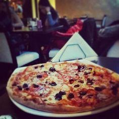Diavolessa pizza