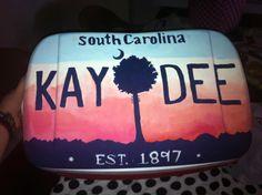 Kay Dee - South Carolina
