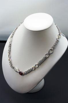 Trung Le's fabulous necklace; photo by Danielle Mensah