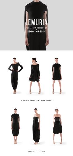 Multi-Wear Wrap - This Is Not An Egg by VIDA VIDA jOXKo