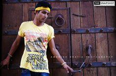 Ambrish Bhatia Photography: Indian Male Model Gaurav Saini