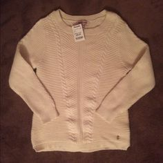 Juicy couture sweater Brand new with tags! Perfect make an offer! Juicy Couture Sweaters