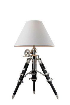 Nautical Table Lamp on HauteLook