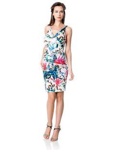Nicole Miller Sleeveless Maternity Dress