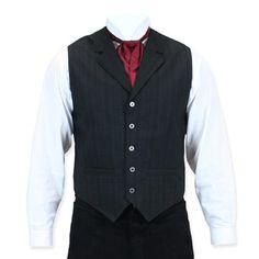 Bayou Vest - Black