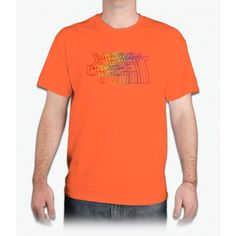 Rainbow Stroke Unicorn - Mens T-Shirt