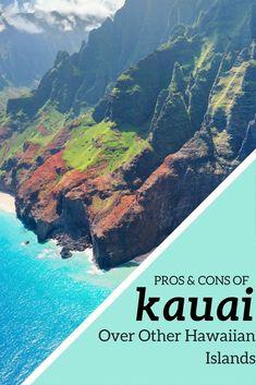 All the Best Hawaii Travel Tips: Maui vs Kauai #HawaiiTravel