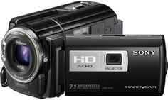 Sony HDR-PJ50E Camcorder