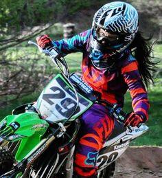 Duke Photos, Motocross Girls, Moto Car, Dirt Biking, Fox Racing, Dirtbikes, Biker Girl, Live Wallpapers, Bmx
