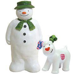 Creative Party Snowman and Snowdog Christmas Cake Topper Christmas Cake Topper, Christmas Cake Decorations, Tea Party Decorations, Christmas Makes, Christmas Art, All Things Christmas, Christmas Ornaments, Christmas Ideas, Christmas 2019