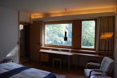 Maison Carré, Bazoches-sur-Guyonne, France, by Alvar Aalto   by CharlieBrigante, via Flickr