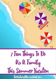 You can easily have a memorable summer vacation with the entire family. Here are some fun things to do as a family this summer vacation.