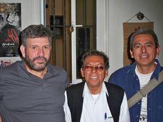 Paco Calderón y Alfredo Robles, hermanos del alma.