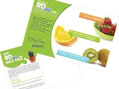 Website with resources for Registered Dietitians