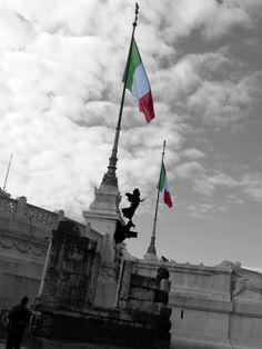 once was Delight • Altare della Patria, Rome