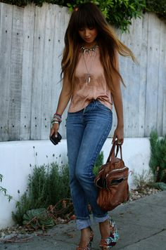 """""""In Those Jeans"""" - Sincerely Jules #clothing #clothes #fashionblogger"""