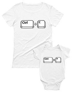 Set Camisetas Pap/á y Body Beb/é Regalo Original para Pap/á Green Turtle T-Shirts Me /& Mini Me
