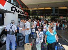 Un millón de turistas se movilizarán por el fin de semana largo