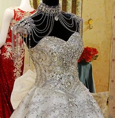 Wedding Dress Fantasy - Gypsy Wedding Dress 12, $4,950.00 (http://www.weddingdressfantasy.com/gypsy-wedding-dress-12/)