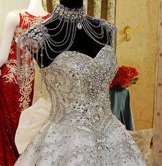 Wedding Dress Fantasy - Gypsy Wedding Dress 12, $4,950.00 (http://www.weddingdressfantasy.com/gypsy-wedding-dress-12/)